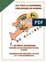 Logo Ultreya Diocesana