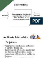 Sesión  - Fases de la Auditoria