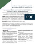 Artículo - Análisis de vibración de ondas superficiales mediante teléfonos inteligentesFinal1.docx