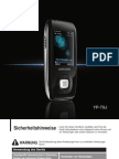 [Manual/Deutsch] Samsung YP-T9