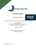 BUGS - Exec Summary - Eyeroo Future Vision