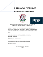 Documento Incompleto