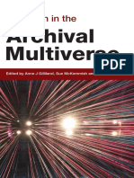 Archival multiverse
