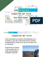 AnalisisdeSitios-InspecciondelSitio