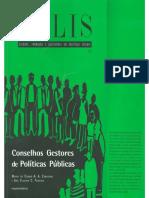 Conselhos Gestores de Politicas Publicas