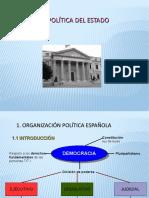 Tema 2 Cpl Organizacion Estado Español