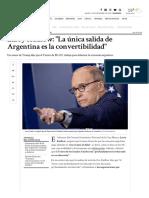 Michel Foucault_ Cartografía Del Poder y Del Saber - El Mostrador