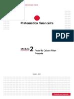 Módulo 2 - Fluxo de Caixa e Valor Presente.pdf
