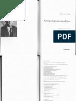 2 - Lévi-Strauss, C - Jean-Jacques Rosseau, fundador das ciências do homem.pdf