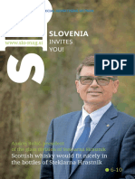 Slovenia Invites You! (Great Britain, November 2017)