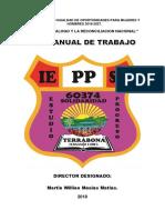 Plan Anual de Trabajo Oficial 2018 Terrabona
