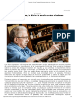 Andrade, J. Josep Fontana, La Historia Vuelta Sobre Sí Misma, 8-9-18