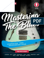 Mastering the Blues - Chords - Tab Book