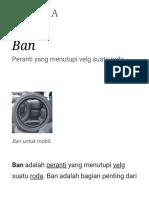Ban - Wikipedia bahasa Indonesia, ensiklopedia bebas.pdf