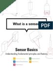What is a Sensor_ Sensor Basics Understanding fundamental principles and features.pdf