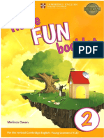 1home Fun Booklet 2 for Fun for Starters