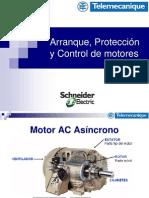 Arranque, Protección y Control de motores