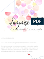 Catalogo Detalles - Surprisewish -