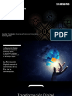 Presentación Jennifer Fernández, Samsung_Transformación Digital en PYMES