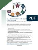 ELI Discovery Tool