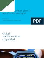 Presentación de Daniel García - CISCO, en VI Summit País Digital 2018