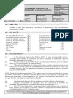 POP GQ 000 - Elaboração de Procedimentos Rev. 05