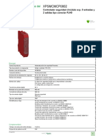 Xpsmcmcp0802 Hoja Caracteristicas