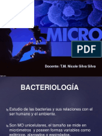 1. Microbiología Generalidades
