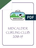 Midcalder Syllabus 2018-19