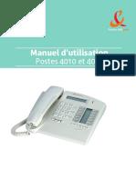 Manuel 4010 4020 Orange