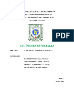 Regimenes Especiales - Ir