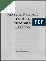 Marcel Proust. El tiempo, memoria y espacio.