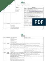 Programa e Bibliografia 108 2012