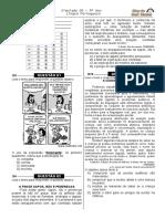Simulado 6 (Port. 9º Ano - Blog Do Prof. Warles) (1)