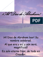 Himno 006 Al Dios de Abraham Loor