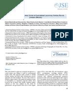 Assessment of the Trophic State of Saquarema Lagoonal System, Rio de Janeiro (Brazil)