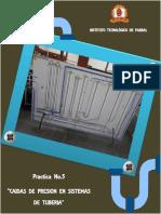 Práctica #5 -Caida de Presión pipping system -.pdf