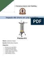 Práctica #5 -Caida de Presión Pipping System