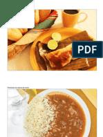Comida Tipica de Suchitepequez
