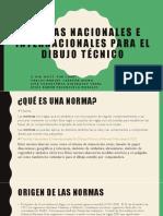 Normas nacionales e internacionales para el dibujo técnico.pptx