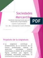 Sociedades Mercantiles Material