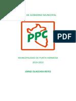Plan PPC