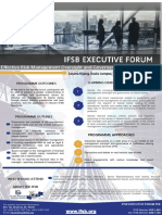 Brochure - IfSB Executive Forum