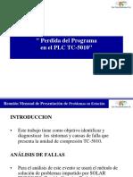 Perdida Del Programa en El PLC TC-5010
