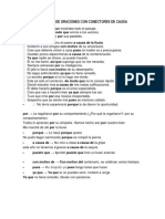 EJEMPLOS DE ORACIONES CON CONECTORES DE CAUSA.docx