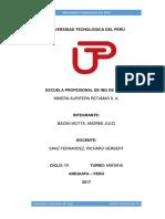 UNIVERSIDAD TECNOLÓGICA DEL PERÚ MINERIA AURIFERA RETAMAS.docx