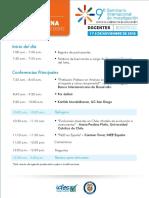 Agenda Preliminar Del 9 Seminario-De-Investigacion