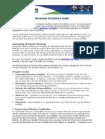 Plan Advanced Facilitation Guide