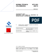 NTC-ISO5667-6
