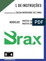Manual Maxtig Final